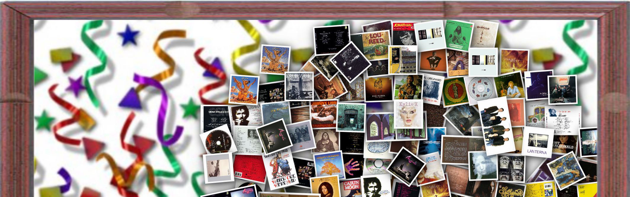Collaizer when every picture counts about 100 pictures in a heart shape pattern each picture was put in a simple white frame edge and we added a modest shade to make it look 3d jeuxipadfo Gallery