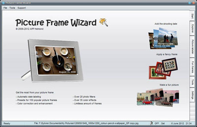 Picture Frame Wizard